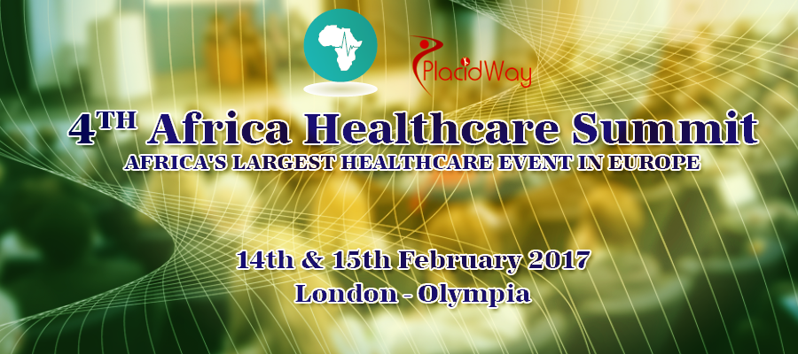 4TH Africa Healthcare Summit in London, UK