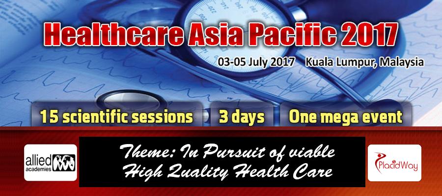 Healthcare Conference in Kuala Lumpur, Malaysia