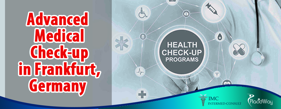 Advanced Medical Check-up in Frankfurt, Germany
