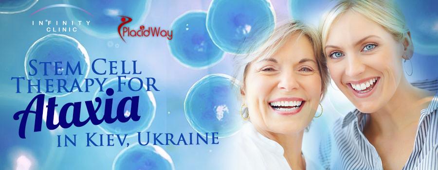 Stem Cell for Ataxia in Kiev Ukraine