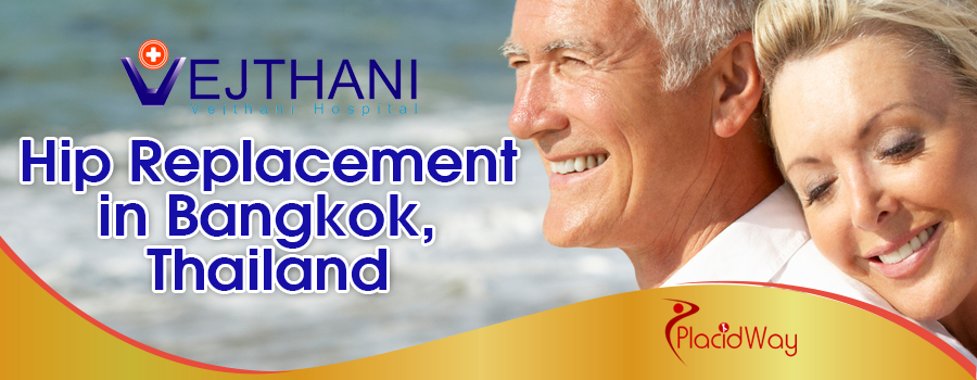 Top Notch Hip Replacement Surgery Package in Bangkok Thailand