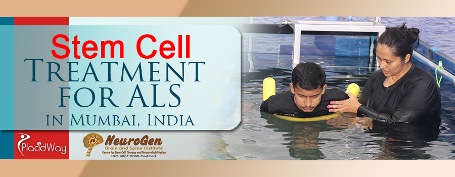 Stem Cell Therapy for ALS in Mumbai, India