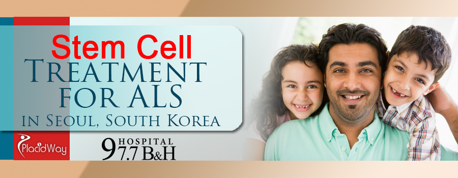 Stem Cell Therapy for ALS in Seoul South Korea