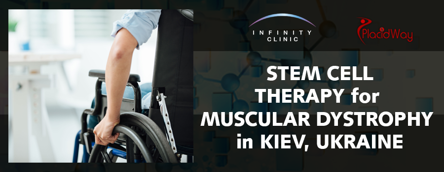 Stem Cell Therapy for Muscular Dystrophy in Kiev, Ukraine