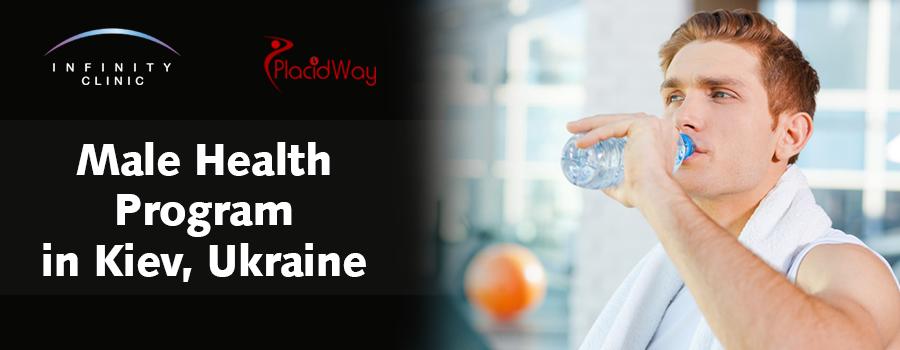 Male Health Program in Kiev, Ukraine
