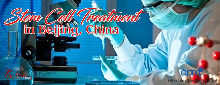 Stem Cell Treatment in Beijing China