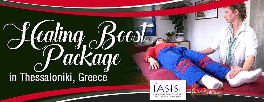 Healing Boost Package in Thessaloniki, Greece