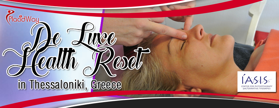 De Luxe Package for Chronic Problems in Thessaloniki, Greece