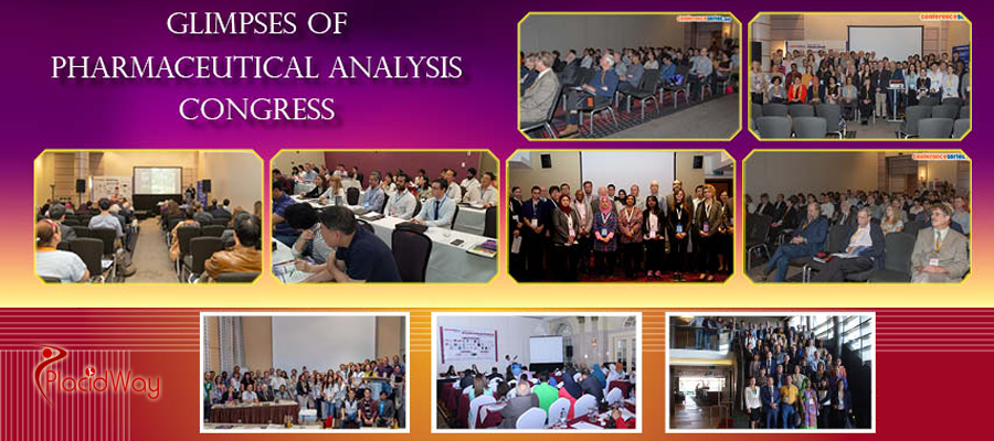 9th Annual Pharmaceutical Analysis Congress, Vienna, Austria