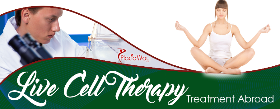 Live Cell Therapy Treatment Abroad