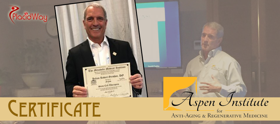 Stem Cell Specialists Certificates in Aspen, United States
