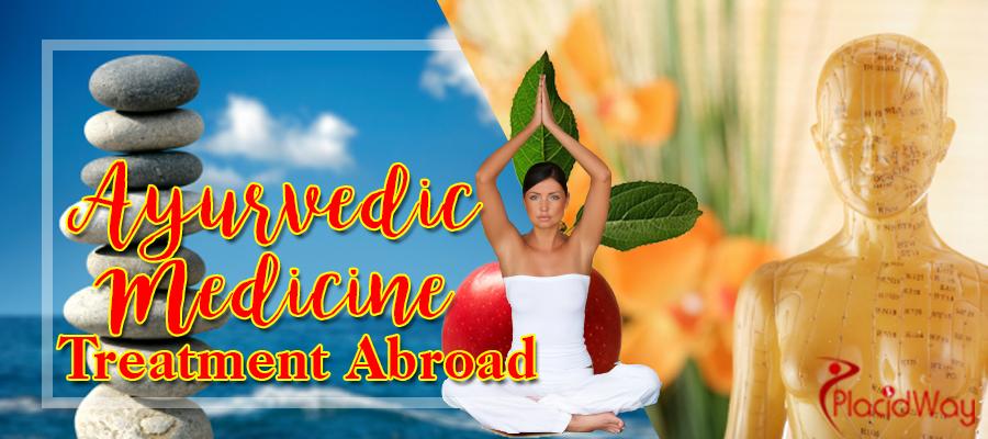Ayurvedic Medicine Treatment Abroad