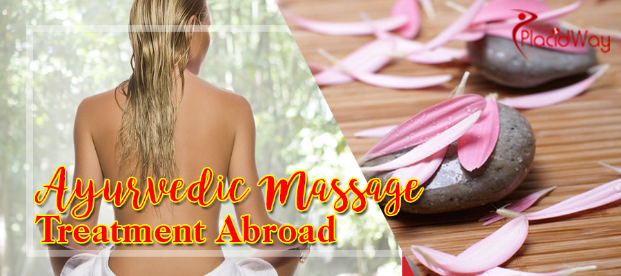 Ayurvedic Massage Treatment Abroad