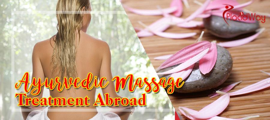 Ayurvedic Massage Treatment Abroad
