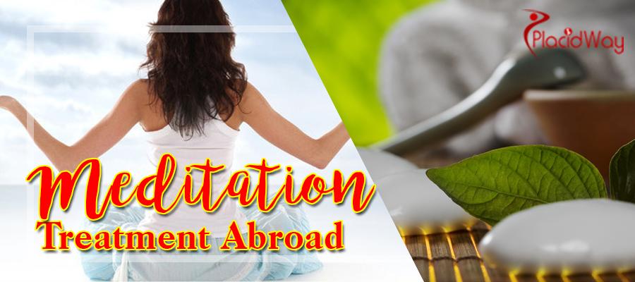 Ayurvedic Meditation Treatment Abroad