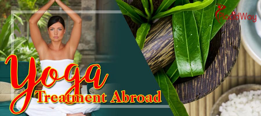 Yoga Treatment Abroad