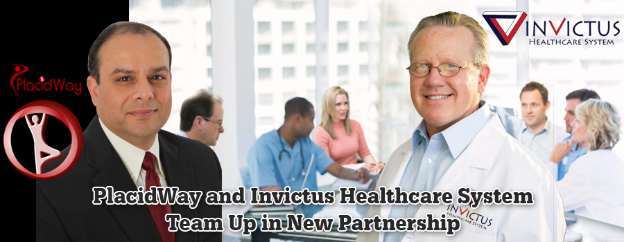 PlacidWay and Invictus Healthcare System Partnership