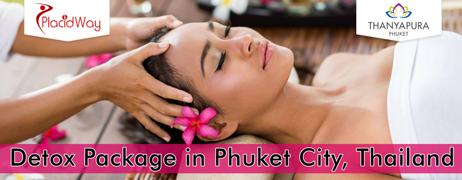 Detox Package in Phuket City, Thailand