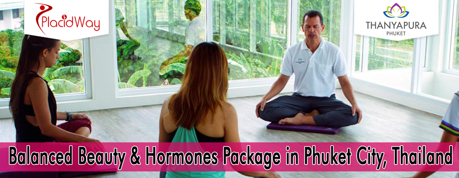 Balanced Beauty and Hormone Package in Phuket City, Thailand