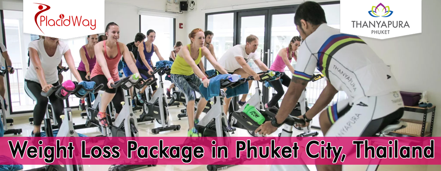 Weight Loss Package in Phuket City, Thailand
