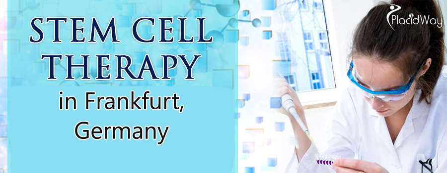 Stem Cell Therapy in Frankfurt, Germany