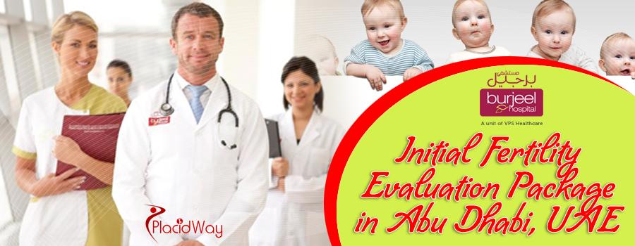 Initial Fertility Evaluation Package in Abu Dhabi, UAE