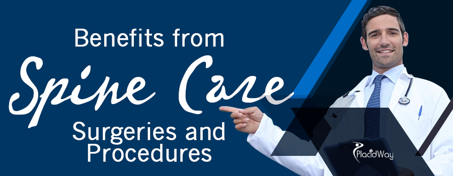 Benefits from Spine care Surgeries and Procedures