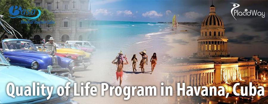 Quality of Life Program in Havana Cuba
