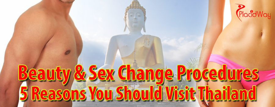 Cosmetic Surgery & Sex Change in Thailand