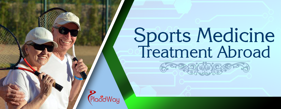 Sports Medicine Treatment Abroad