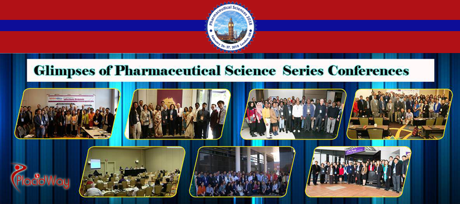 The 12th World Congress on Pharmaceutical Sciences and Innovations in Pharma Industry