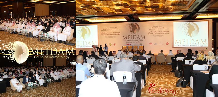 The 2nd Middle East International Dermatology & Aesthetic Medicine Conference & Exhibition, Dubai, UAE