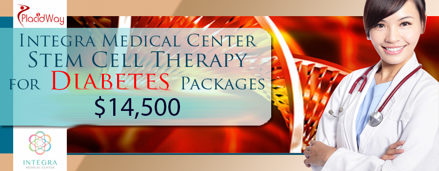 Integra Medical Center - Stem Cell for Diabetes Package