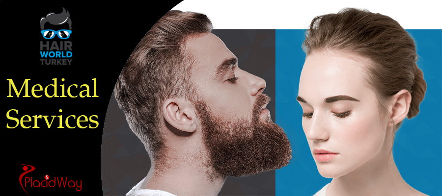 Hair Transplant Procedures in Istanbul, Turkey