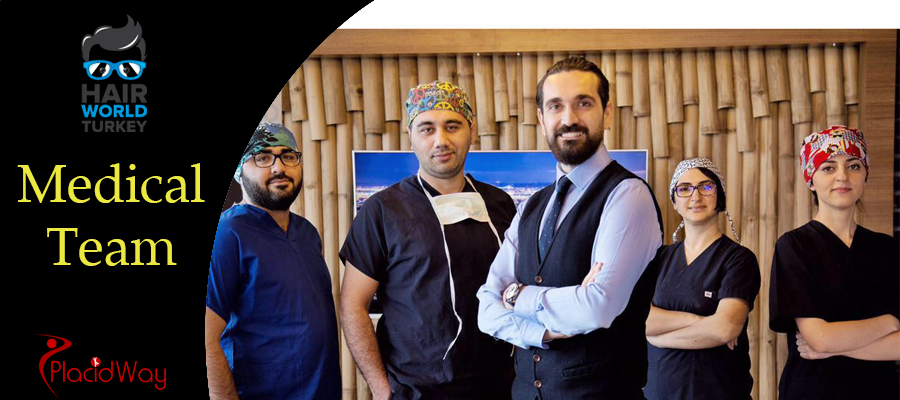 Hair Transplant Specialists in Istanbul, Turkey