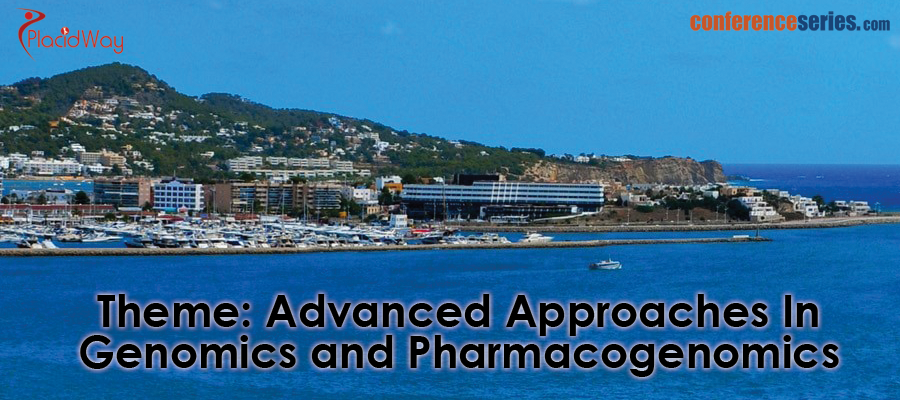 The 10th International Conference on Genomics and Pharmacogenomics, Barcelona, Spain