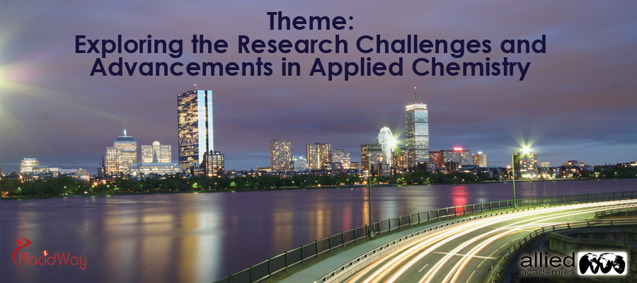 The International Conference on Applied Chemistry, San Antonio, USA