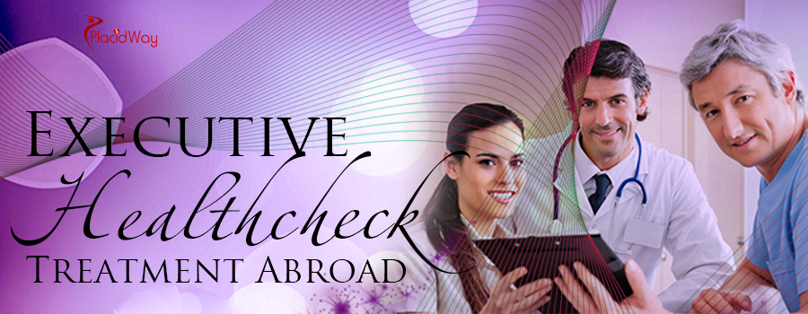 Executive Health Check Treatment Abroad