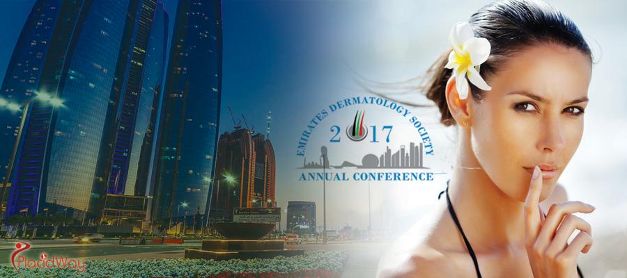 Emirates Dermatology Society Conference (EDSC), Dubai, UAE