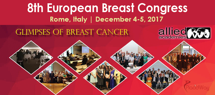 Welcome to the 8th European Breast Congress