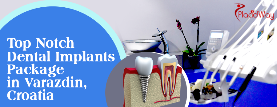 Top Notch Dental Implants Package in Croatia