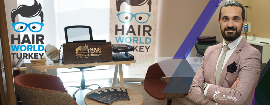 Hair Transplant Clinic in Istanbul, Turkey