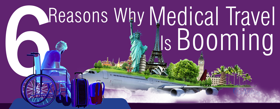 6 Reasons Why Medical Travel Is Booming