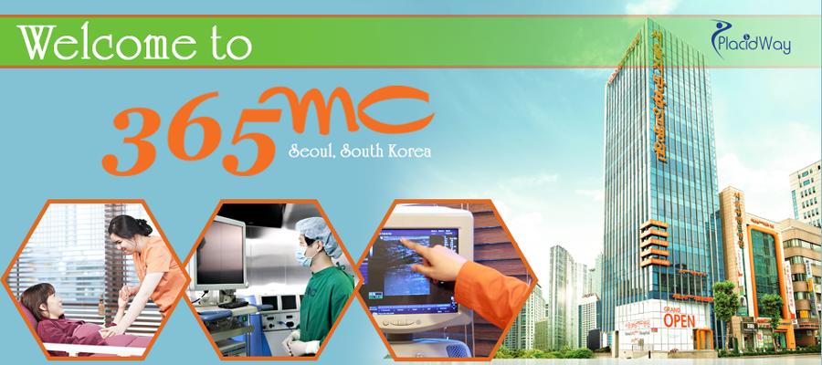 365 mc Obesity Clinic South Korea