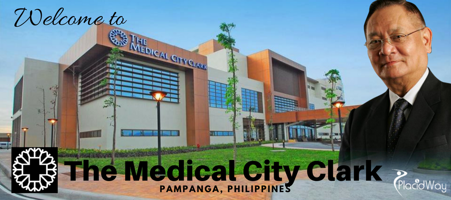 Multispecialty Hospital in Clark, Philippine