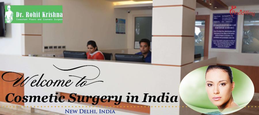 Plastic Surgery Center in New Delhi, India