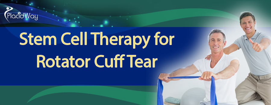 Stem Cell Therapy for Rotator Cuff Tear Abroad