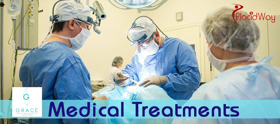 Gynecology, Urology, Plastic Surgery in Kiev, Ukraine