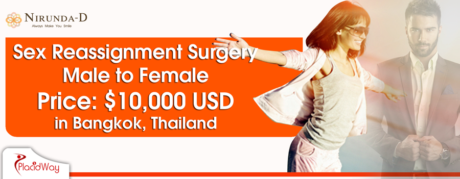 Sex Reassignment Surgery Price in Thailand
