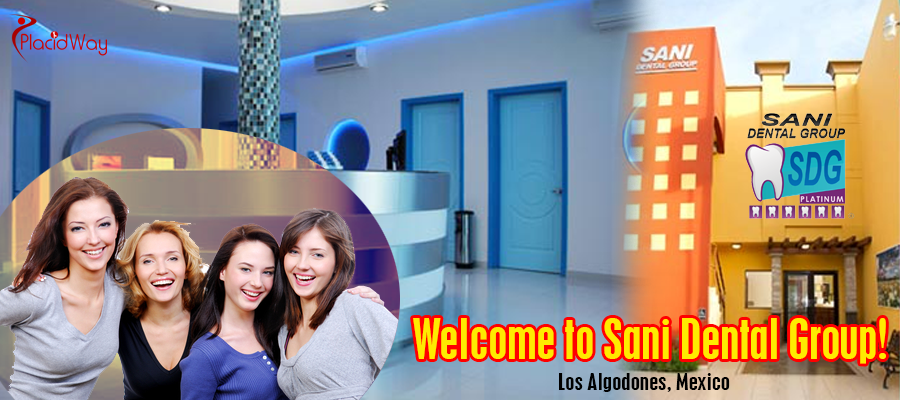 All on 4 Dental Implants in Los Algodones Mexico